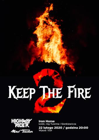 Keep The Fire vol.2